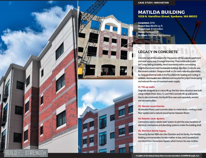 seattle concrete company case study
